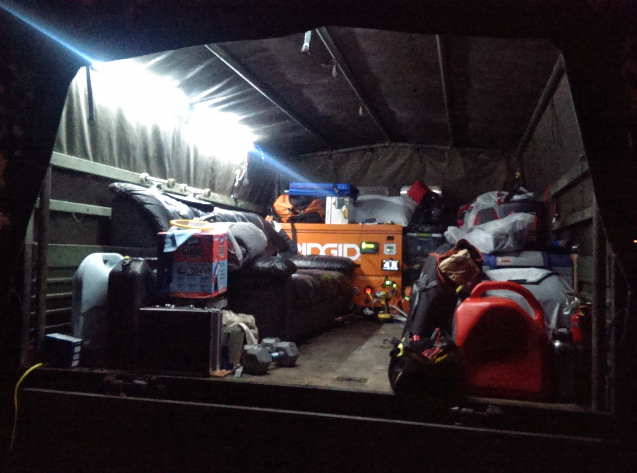 In Bed Tool Box >> MogTug's First Trip to Baja – Nickname International