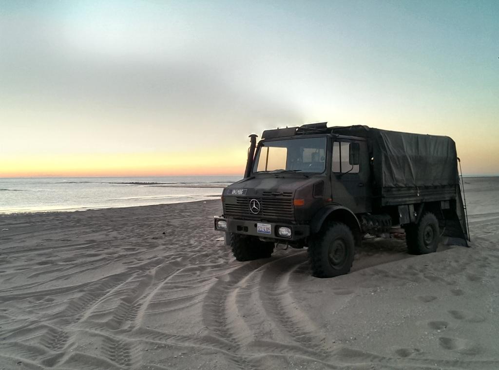 Baja Camping